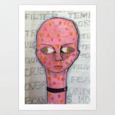 septic  Art Print
