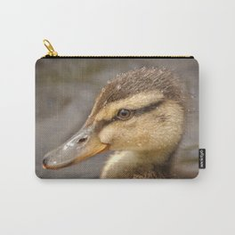 Wet Duckling Carry-All Pouch