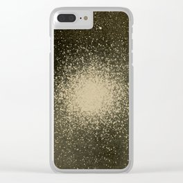 Lucas Albert Reed - Astronomy and the Bible (1919) - Omega Centauri Clear iPhone Case