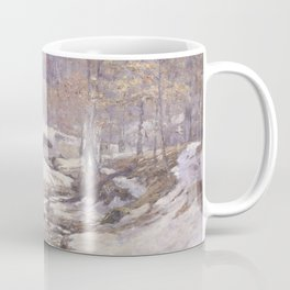 T. C. Steele - Winter Sunlight Coffee Mug