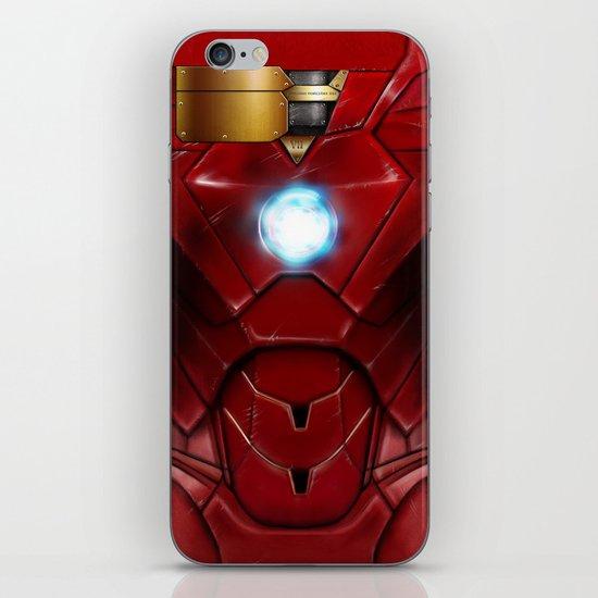 Mark VII. iPhone & iPod Skin