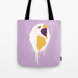 Eagle Head Tote Bag