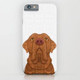 Bordeaux Mastiff iPhone Case