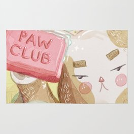 Paw Club Rug