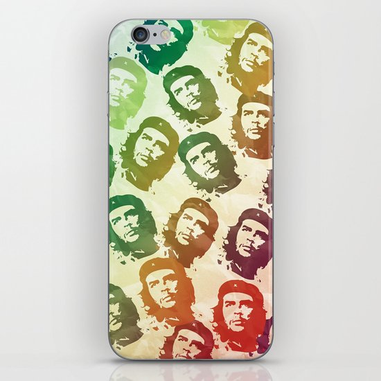 Rainbow Revolution iPhone & iPod Skin