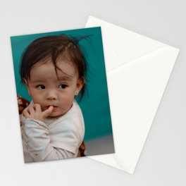 Cute baby Stationery Cards