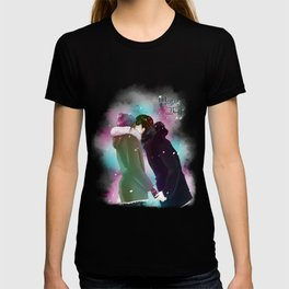 Kissing from the stars T-shirt