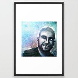 Ariel Helwani Framed Art Print