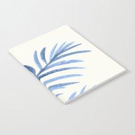 Blue Leaves II Notebook