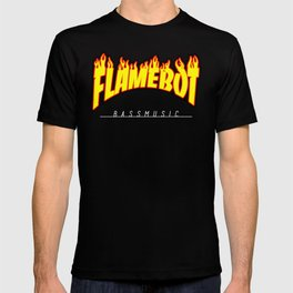 FLAMEBOT T-shirt