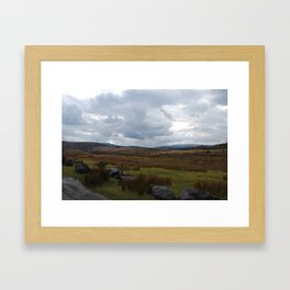 Wa Framed Art Print