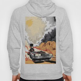 Back to the Future III (Three) Hoody