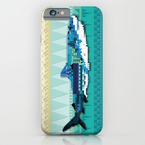 Paralleloshark iPhone & iPod Case