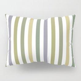 Cactus Garden Stripes 1V Pillow Sham