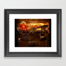 Will it come? Framed Art Print