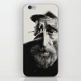 OLD MAN iPhone Skin