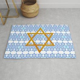 Happy Chanukah! Rug