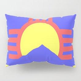 flag of Roswell Pillow Sham