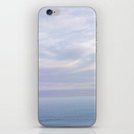 Where Sky and Water Meet iPhone Skin