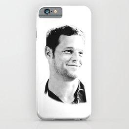 Alex Karev iPhone Case