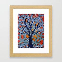 Circulate Framed Art Print