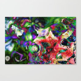Psychedelic Persuasion Canvas Print