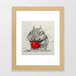 Chip n' Tomaters Framed Art Print