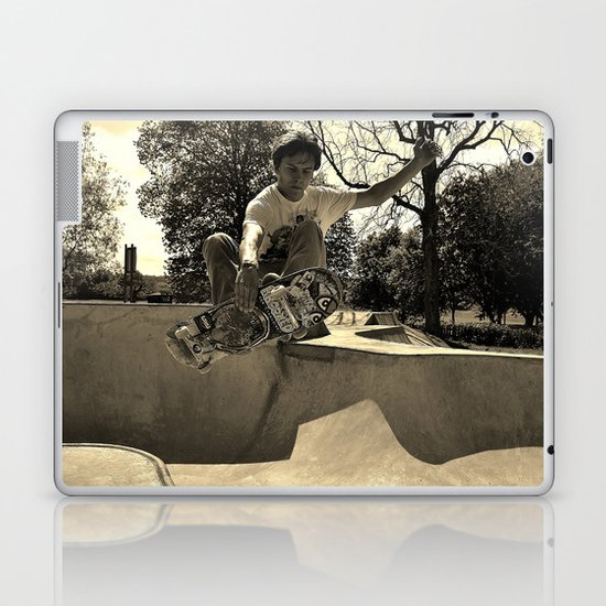 Adam Lindles 1 Laptop & iPad Skin
