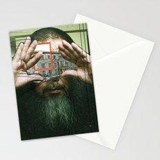 AiWeiWei, Martin und die Frage des Daseins Stationery Cards