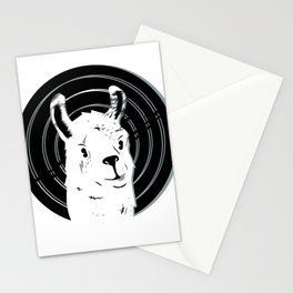 Llamalook Classic Stationery Cards