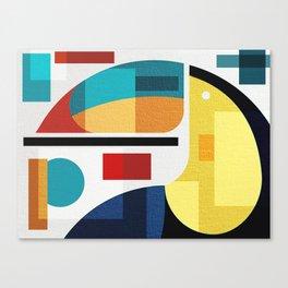 Mr. Tucano Canvas Print