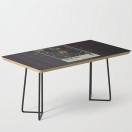 Cosmic Black Coffee Table