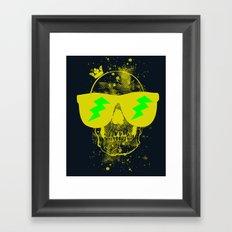 Fresh To Death Framed Art Print
