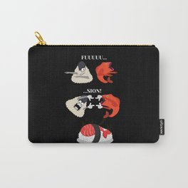 Sushi aus Japan, Fusion Transformation Carry-All Pouch