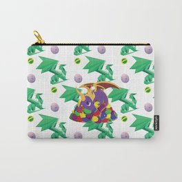 Paws Off Moneybags! Carry-All Pouch