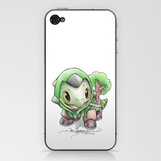 How Terra-fying! iPhone & iPod Skin
