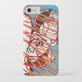 MONOPOLY MAN4 iPhone Case