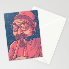 Opium Stationery Cards