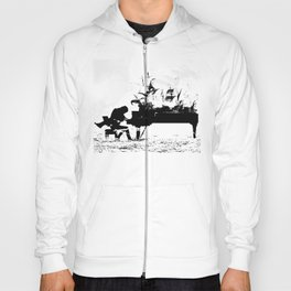 Pianist Passion Hoody