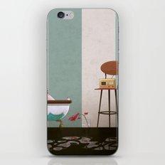Soaked and Sleepy iPhone & iPod Skin