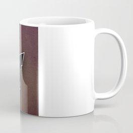 Crabby Cat - black Coffee Mug