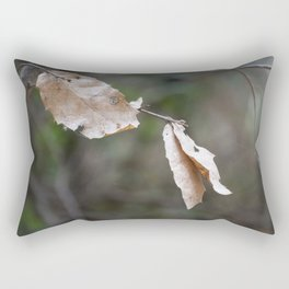 dead leaves Rectangular Pillow