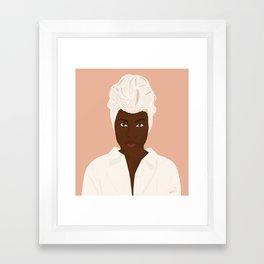 Nola Darling Framed Art Print