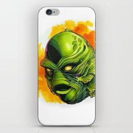 Creature Pop iPhone Skin