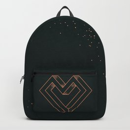 le coeur impossible (nº 6) Backpack