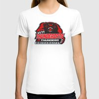 thundercats T-shirts featuring  thundera university by Buby87