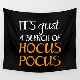 Halloween Hocus Pocus Wall Tapestry