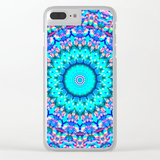ARABESQUE Clear iPhone Case