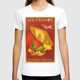 Vintage poster - Extremo-Oriente T-shirt