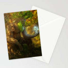 Spirit of the Trees Stationery Cards